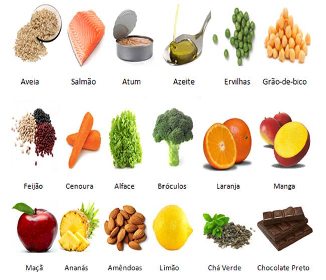 Lista de 29 Alimentos Saudáveis para Emagrecer