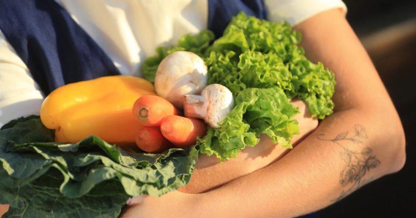 Confira os benefícios da alimentação vegana durante a gravidez