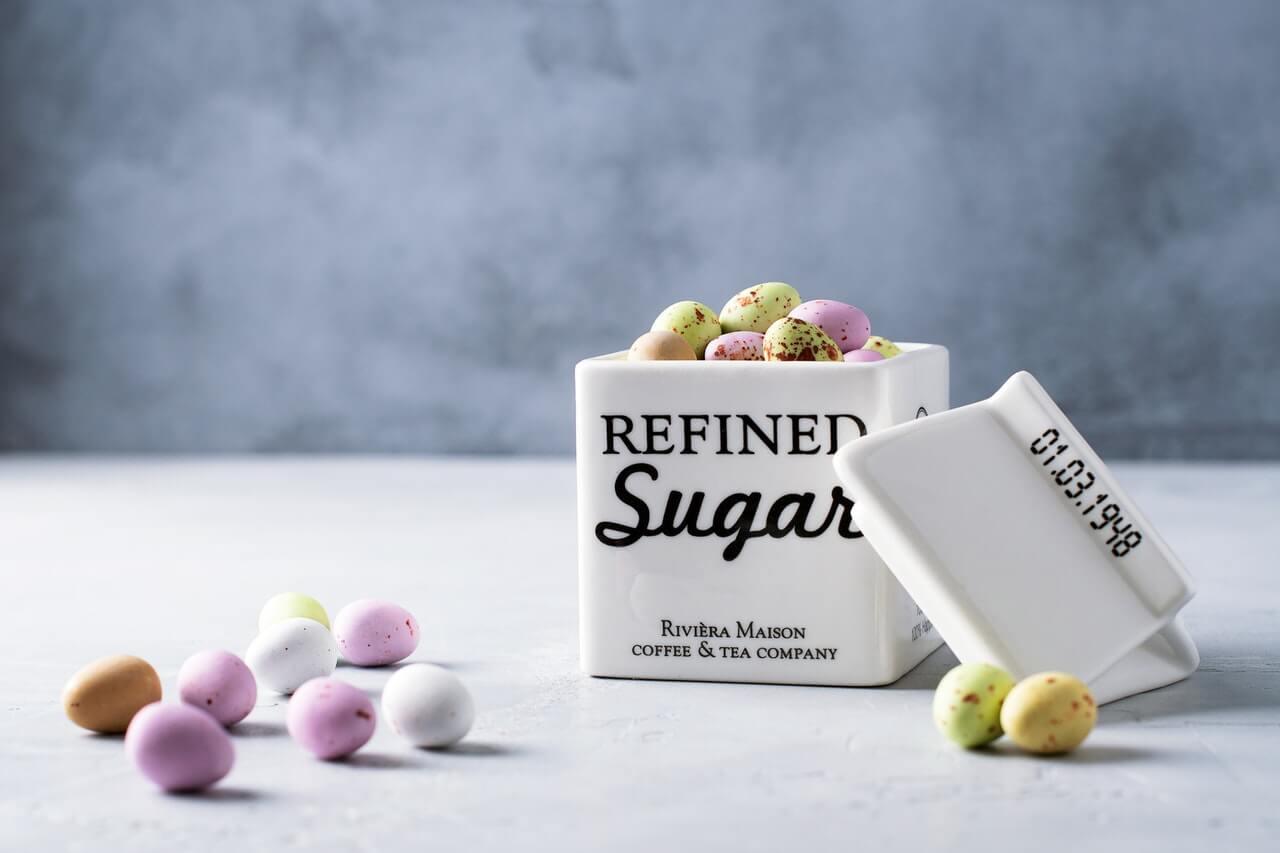 Cuido com o açúcar